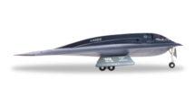 "558648 Herpa U.S. Air Force Northrop Grumman B-2A Spirit – 393rd BS, 509th BW, Whiteman AFB – 82-1066 ""Spirit of America"""