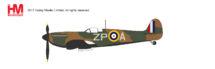HA7813 Hobbymaster Spitfire Mk.I K9953/ZP-A, Flt. Lt. Adolph Malan, No. 74 Squadron, Hornchurch, May/June 1940