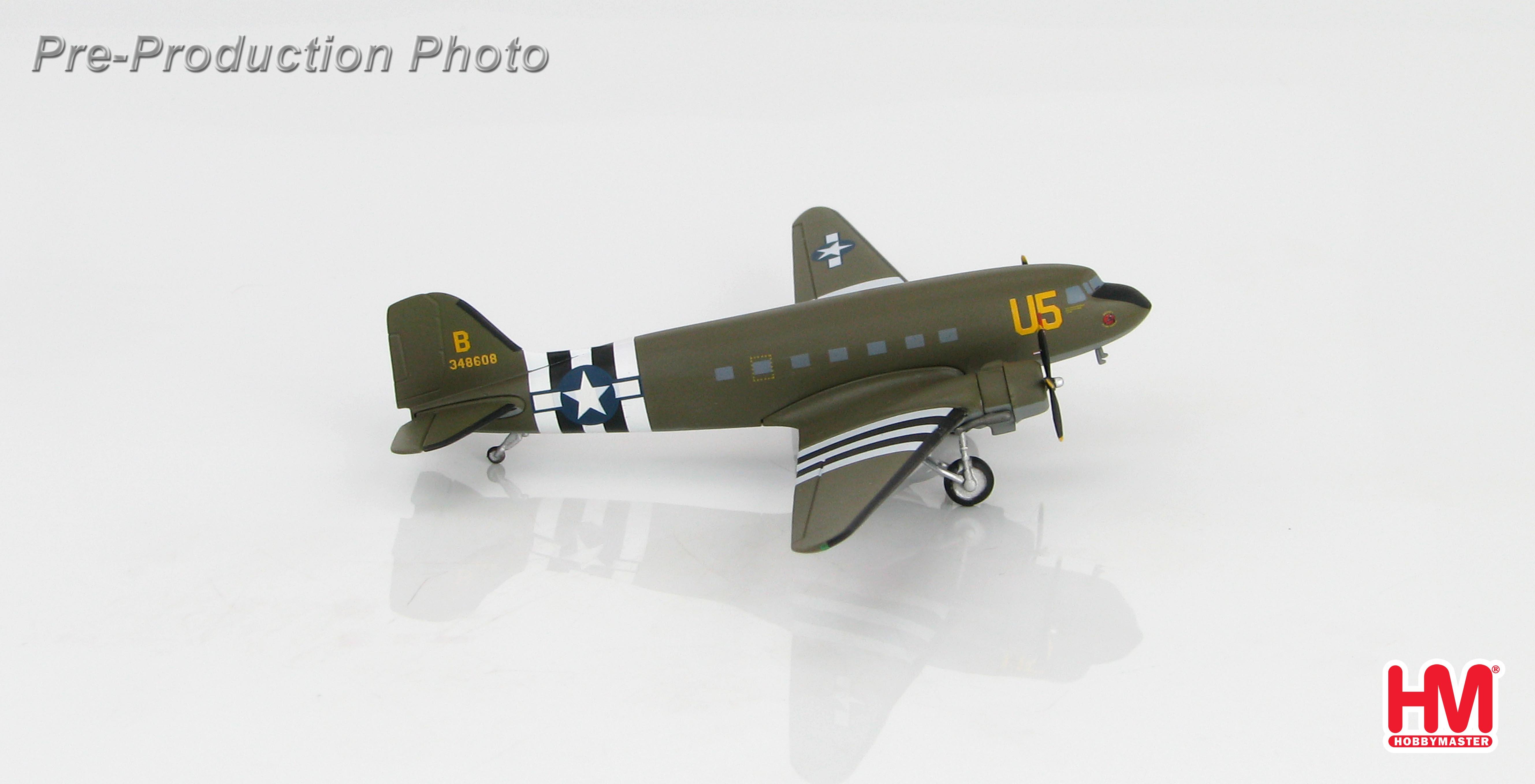 HL1309 Hobbymaster Douglas C-47 SkyTrain