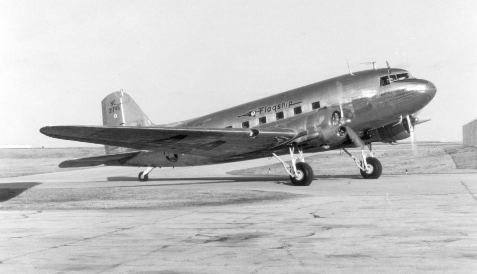Douglas Dc 3 C 47 Skytrain Corgi Aviation Archive