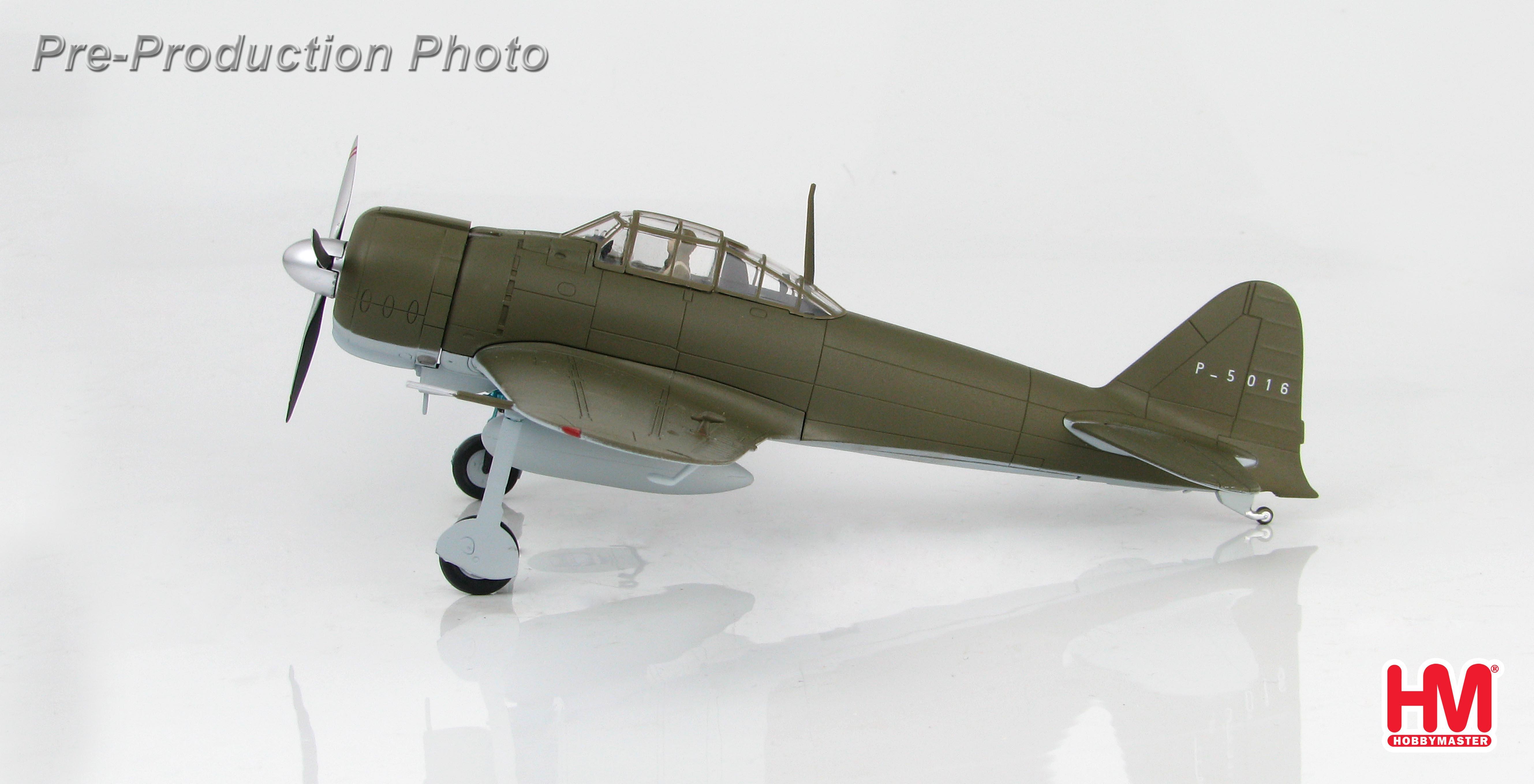 HA8802 Hobbymaster Japan A6M2b Zero Fighter Chinese Air Force