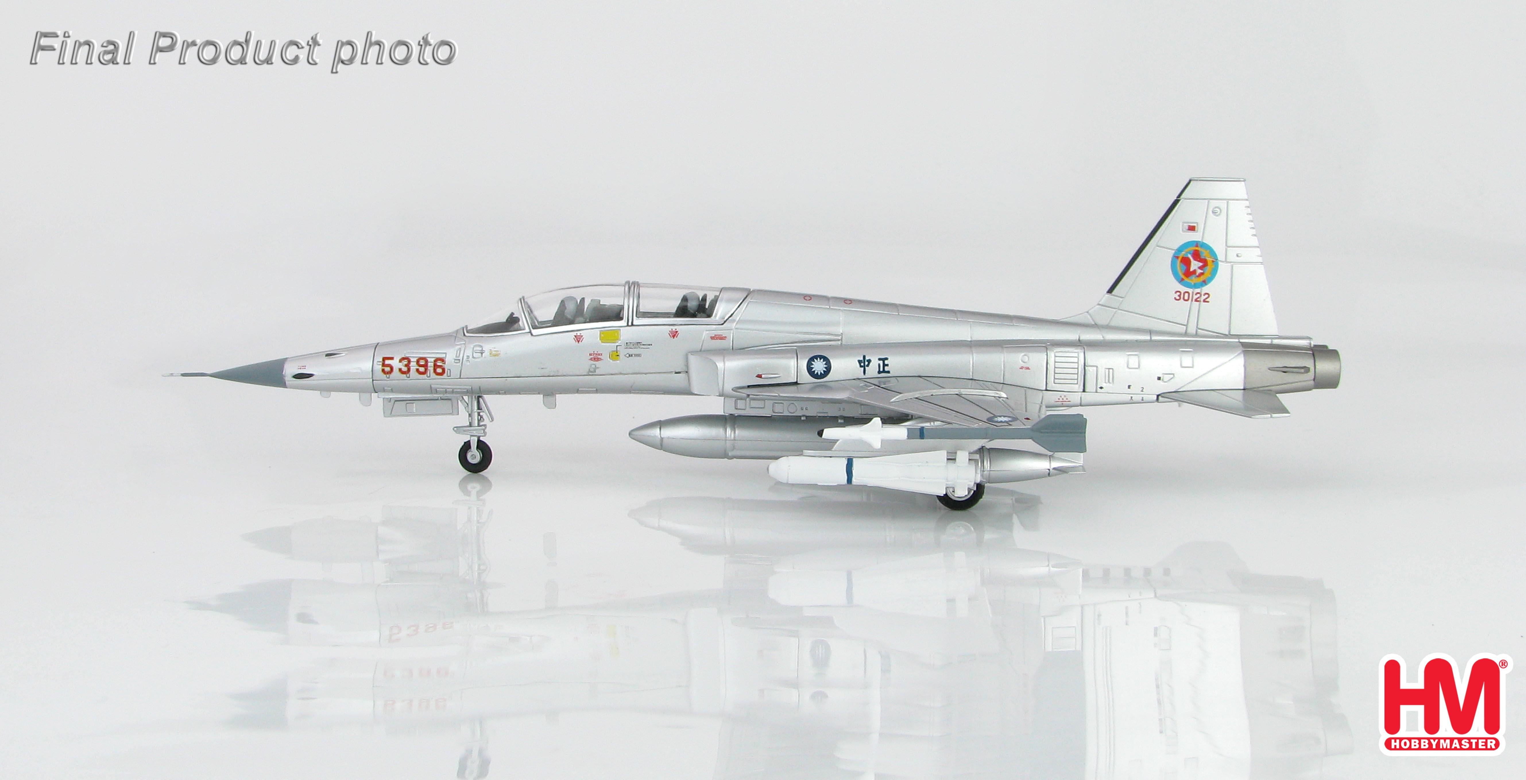5396 Hobby Master HA3356 1:72 Taiwan Northrop F-5F Tiger II ROCAF