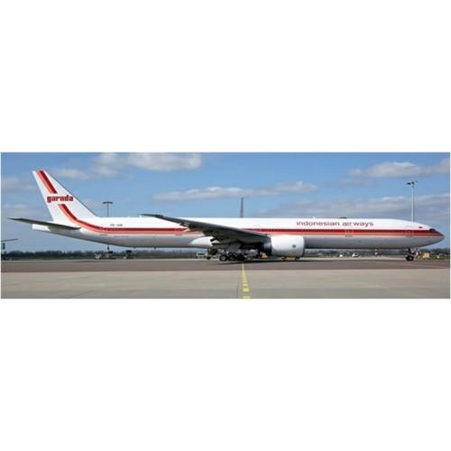 JC4165A JC Wings Garuda Indonesia Boeing 777-300ER Retro Livery REG