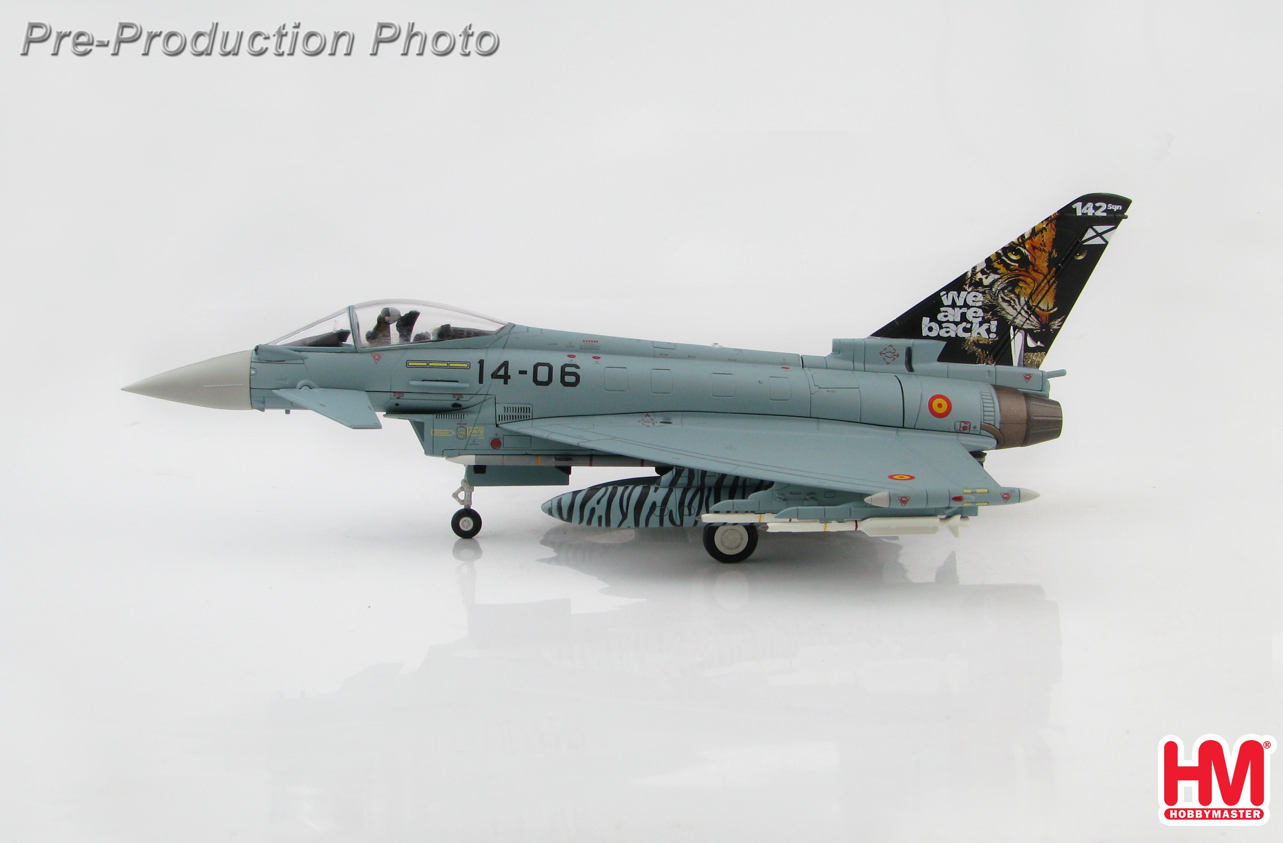 hobby Master 1:72,neu 9//19 /& Ha19009 f-4e Phantom II USAF Desert Storm 1991