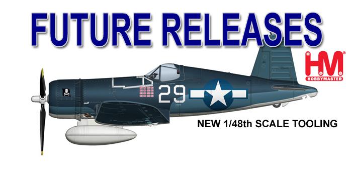 Future Diecast Model Releases